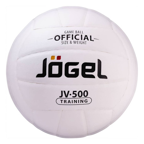 Мяч волей. Jogel JV-500 для пляжа белый (УТ-00009342)