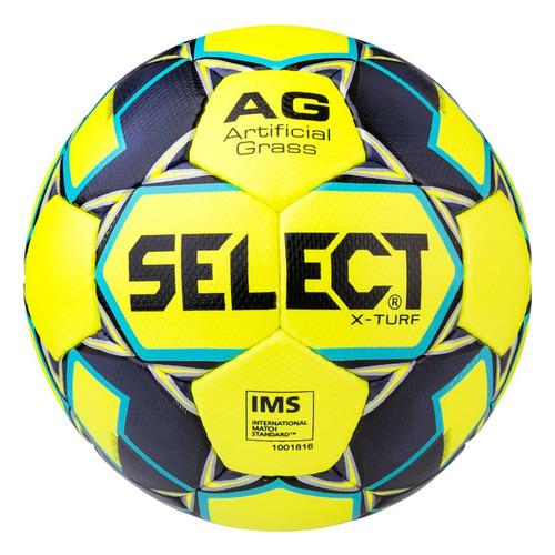 Мяч футб. Jogel Select X-Turf IMS 810118 №5 для газона желтый/черный (УТ-00015659) ims 3190