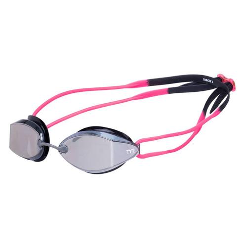 Очки для плавания Tyr Tracer-X Racing NanoLGTRXNM/659 розовый (УТ-00017735) цена 2017
