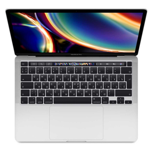 Фото - Ноутбук APPLE MacBook Pro 13.3, IPS, Intel Core i7 1068NG7 2.3ГГц, 32ГБ, 1000ГБ SSD, Intel Iris Plus graphics , Mac OS Catalina, Z0Y8000PT, серебристый ssd plus