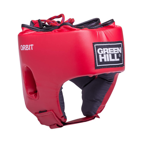 Шлем GREEN HILL HGO-4030, для детей, XL, красный [ут-00009386]