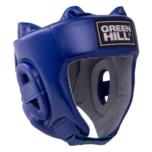 Шлем GREEN HILL HGT-9411, для взрослых, XL, синий [ут-00015326]