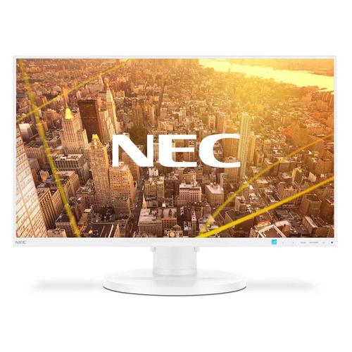 Монитор игровой NEC EA271F white 27 белый монитор 23 nec ea234wmi черный ips 1920x1080 250 cd m^2 6 ms dvi hdmi displayport vga аудио usb