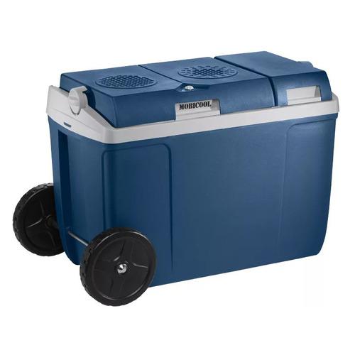 цена на Автохолодильник MOBICOOL W 38 AC/DC, 37л, синий и серый