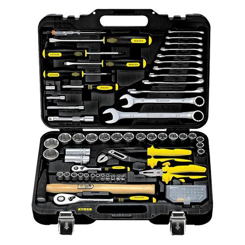 Набор инструментов BERGER BG089-1214, 89 предметов