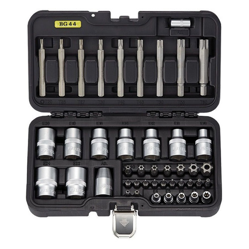 Набор инструментов BERGER BG044-1214, 44 предмета адаптер lenovo system x3550 m5 pcie riser 1 1xlp x16cpu0 00ka061 page 9