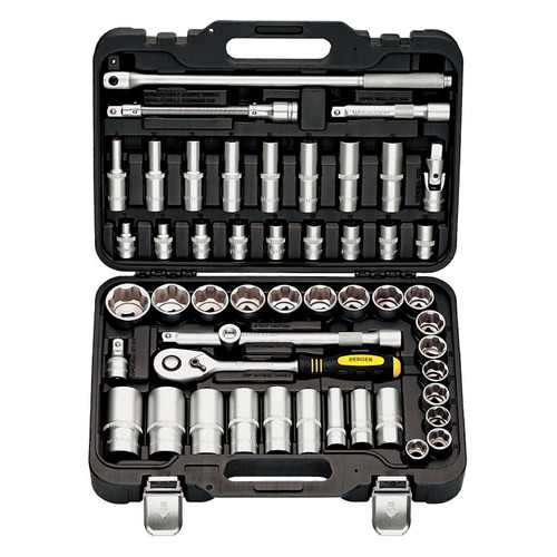 Набор инструментов BERGER BG050-12, 50 предметов