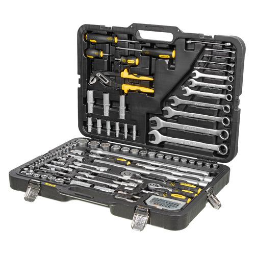 цена на Набор инструментов BERGER BG118-1214, 118 предметов