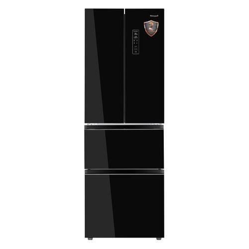 Холодильник Weissgauff WFD 486 NFB черный кухонный смеситель weissgauff alba granit r черный
