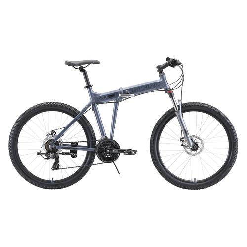 Велосипед Stark Cobra D (2020) горный складной рам.:20