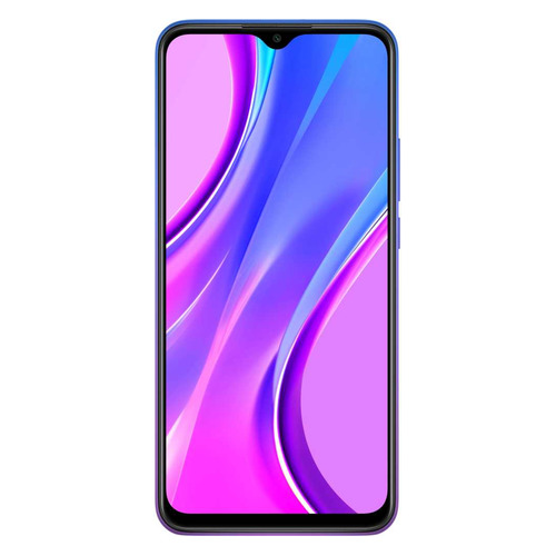 Смартфон XIAOMI Redmi 9 64Gb, фиолетовый