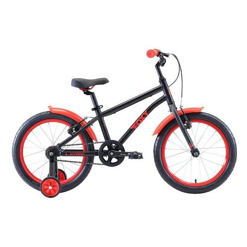 цена на Велосипед Stark Foxy Boy (2020) городской кол.:18 черный/красный 10.5кг (H000016490)