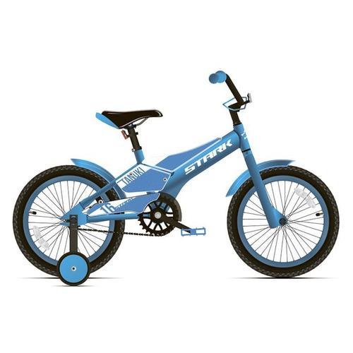 Фото - Велосипед Stark Tanuki Boy (2020) городской кол.:18 голубой/белый 10.3кг (H000015188) велосипед bulls tokee street 24 boy 2016