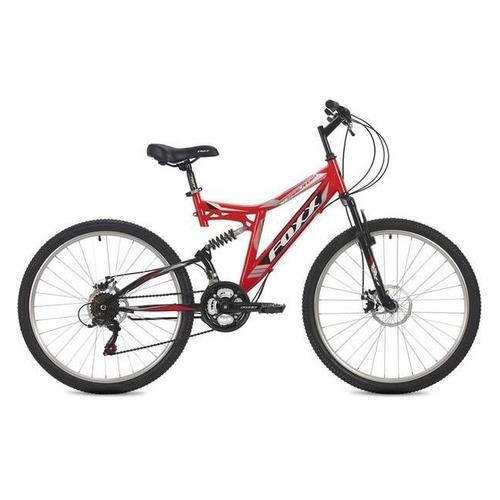 цена на Велосипед Foxx Freelander (2020) горный рам.:18 кол.:26 красный (26SFD.FREELD.18RD0)