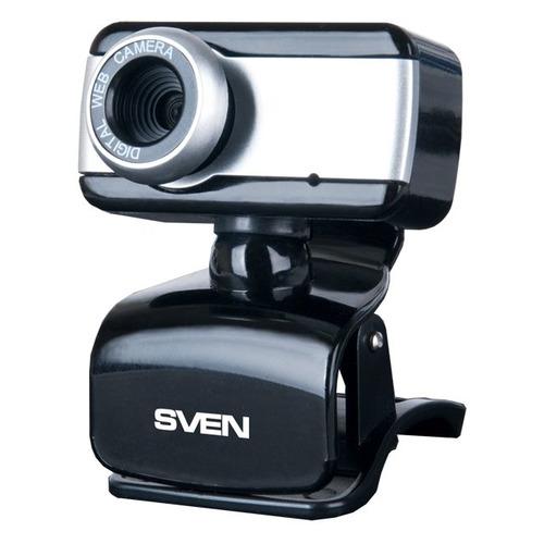 Web-камера SVEN IC-320, черный цена 2017