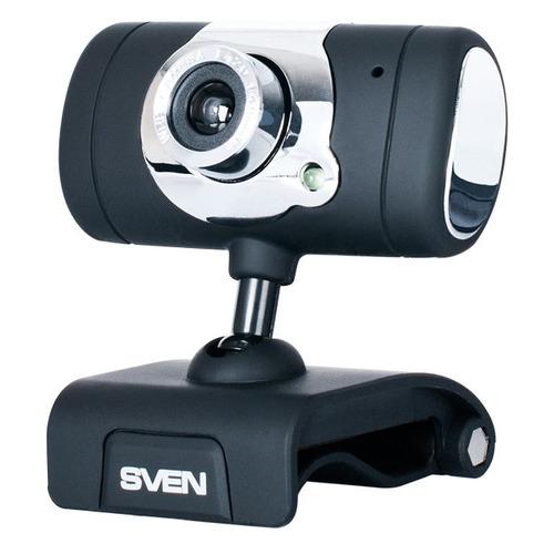 Web-камера SVEN IC-525, черный цена 2017
