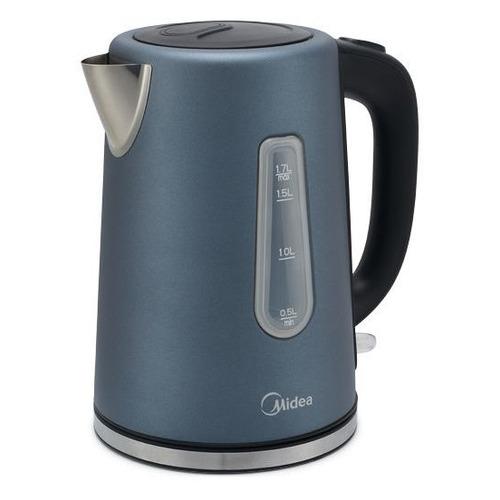Чайник электрический MIDEA MK-8060, 2200Вт, темно-фиолетовый чайник электрический midea mk 8060 2200вт темно фиолетовый