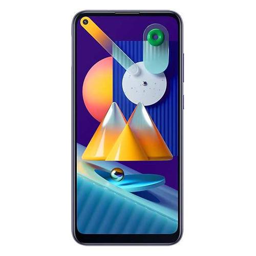 Смартфон SAMSUNG Galaxy M11 32Gb, SM-M115F, фиолетовый