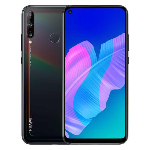 Фото - Смартфон HUAWEI P40 lite E NFC 64Gb, полночный черный смартфон huawei p40 lite e 4 64gb aurora blue ярко голубой