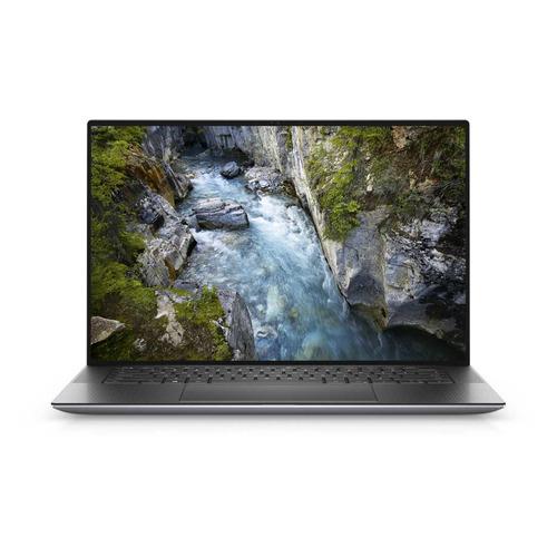 "Ноутбук DELL Precision 5550, 15.6"", Intel Core i7 10750H 2.6ГГц, 16ГБ, 512ГБ SSD, NVIDIA Quadro T1000 - 4096 Мб, Windows 10 Professional, 5550-5072, серый"