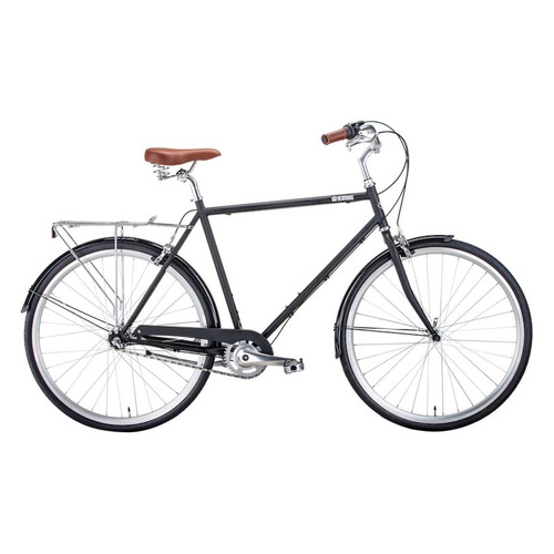 цена на Велосипед Bearbike London городской кол.:28 черный (RBKBB9000051)