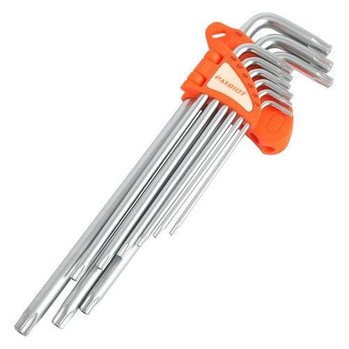 Набор ключей PATRIOT SKТ-9EL Torx, 9 предметов [350002005]