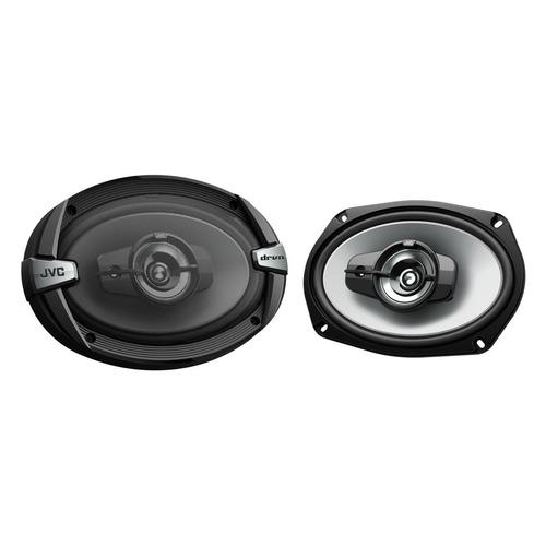Колонки автомобильные JVC CS-DR693, 15x23 см (6x9 дюйм.), комплект 2 шт.