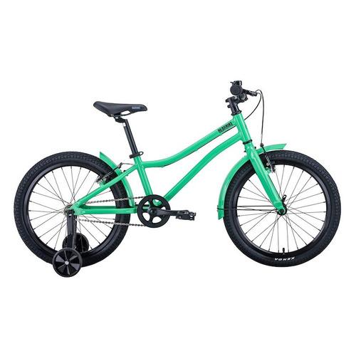 Велосипед Bearbike Kitez (2020) горный кол.:20 мятный 9.4кг (RBKB0Y601008) bicycle bearbike barcelona 700c 1 ic height 580mm 2018 2019