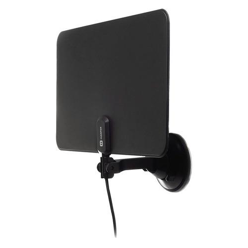 Телевизионная антенна HARPER ADVB-2825, комнатная антенна комнатная gal da 600 silver