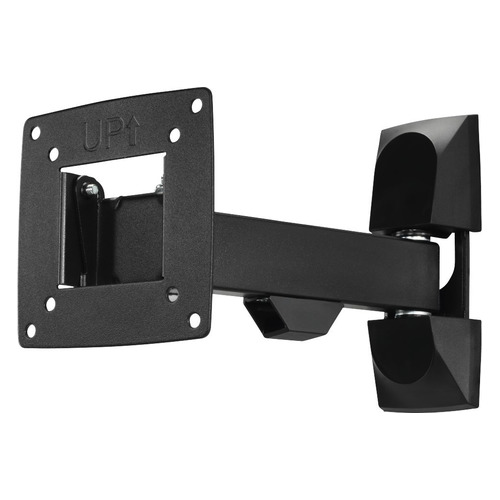 Фото - Кронштейн для телевизора HAMA H-118113, 10-26, настенный, поворот и наклон кронштейн для телевизора hama h 118663 10 47 настенный наклон