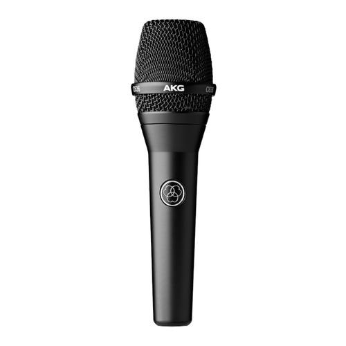 Микрофон AKG C636, черный [3439x00020] профессиональные студийные наушники akg k240 studio 2058x00130