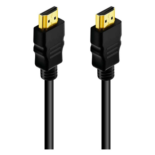 Фото - Кабель аудио-видео GINZZU GC-841HSG, HDMI (m) - HDMI (m) , ver 2.0, 0.75м, GOLD черный [бп-00001241] кабель аудио видео ginzzu gc 844hsg hdmi m hdmi m ver 2 0 3м gold черный