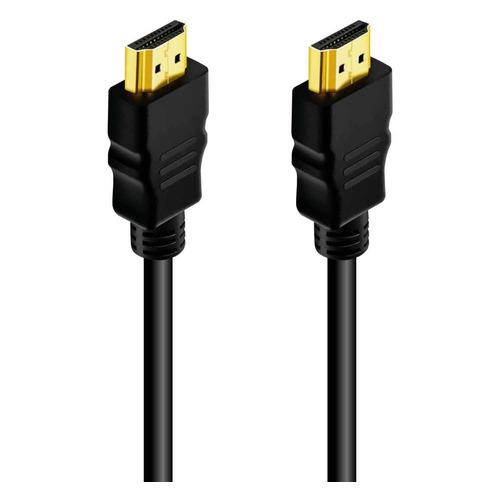 Фото - Кабель аудио-видео GINZZU GC-842HSG, HDMI (m) - HDMI (m) , ver 2.0, 1.5м, GOLD черный [бп-00001242] кабель аудио видео ginzzu gc 844hsg hdmi m hdmi m ver 2 0 3м gold черный