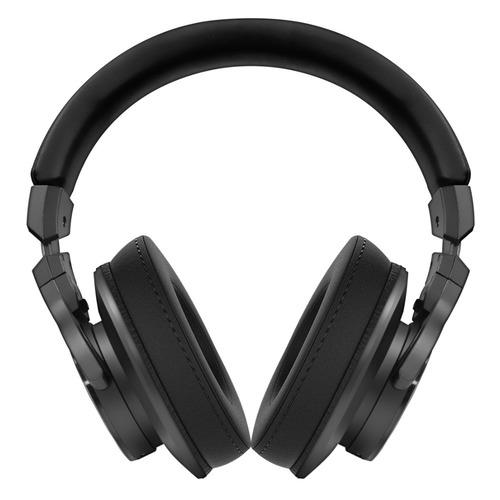 Наушники с микрофоном GINZZU GM-871BT, 3.5 мм/Bluetooth, накладные, черный