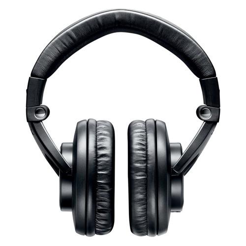 Наушники SHURE SRH840, 3.5 мм/6.3 мм, мониторные, черный [d000974] профессиональные студийные наушники akg k240 studio 2058x00130