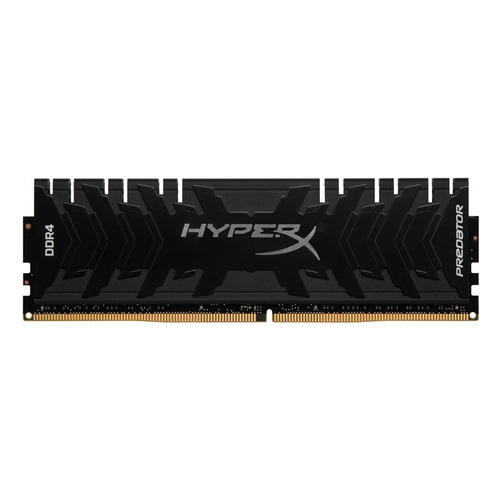 Модуль памяти KINGSTON HyperX Predator HX426C13PB3/8 DDR4 - 8ГБ 2666, DIMM, Ret модуль памяти kingston hyperx predator hx433c16pb3 8 ddr4 8гб 3333 dimm ret