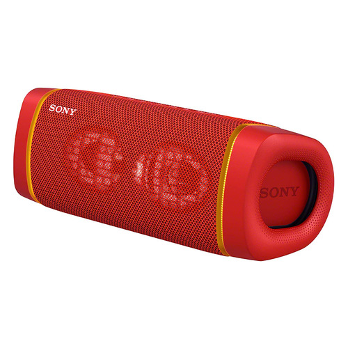 Портативная колонка SONY SRS-XB33, красный [srsxb33r.ru2] колонка sony srs xb33 black