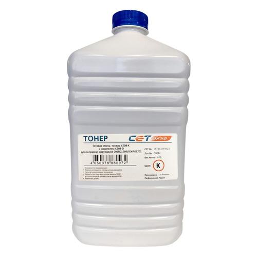 Тонер CET CE08-K/CE08-D, для Xerox AltaLink C8045/8030/8035; WorkCentre 7830, черный, 622грамм, бутылка, девелопер