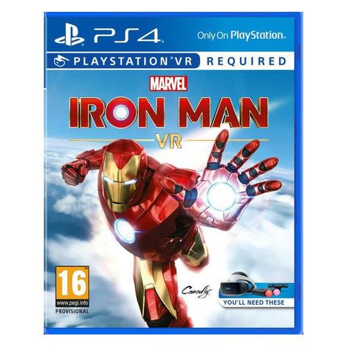 Игра PLAYSTATION Marvel's Iron Man VR, русская версия, для PlayStation 4/5 недорого