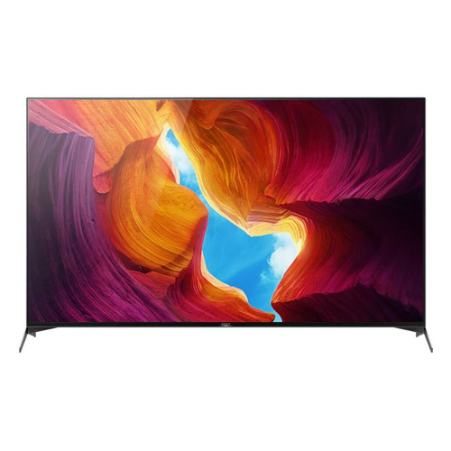 Фото - Телевизор SONY KD55XH9505BR, 54.6, Ultra HD 4K телевизор sony kdl40re353br 40 full hd