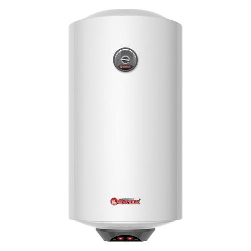 Водонагреватель THERMEX Thermo 50 V Slim, накопительный, 2.5кВт, белый [эдэ001781]