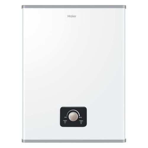 Водонагреватель HAIER ES80V-F1M, накопительный, 3кВт, белый [ga0ghze1cru] электрический накопительный водонагреватель haier es80v f1
