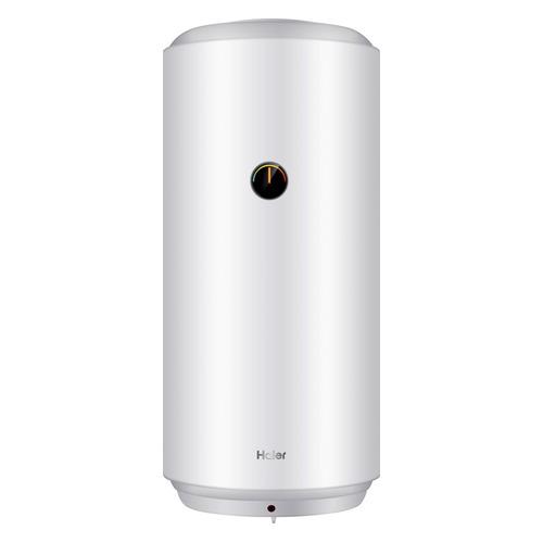 Водонагреватель HAIER ES80V-B2 SLIM, накопительный, 1.5кВт, белый [ga0ghke00ru]