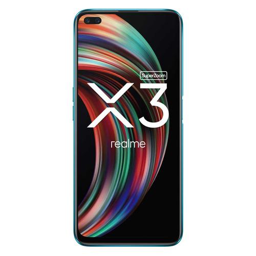 Смартфон REALME X3 128Gb, синий