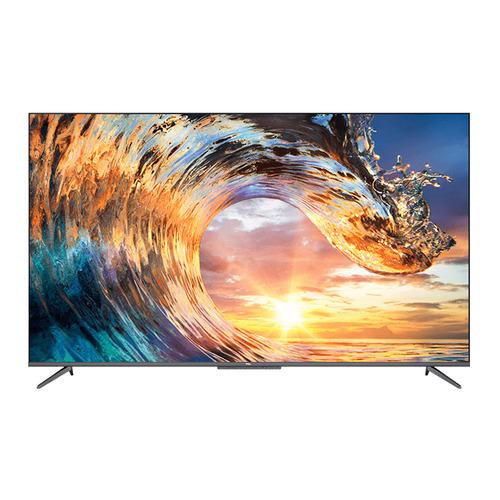 Фото - Телевизор TCL 55P717, 55, Ultra HD 4K телевизор tcl l55p8us 55 ultra hd 4k