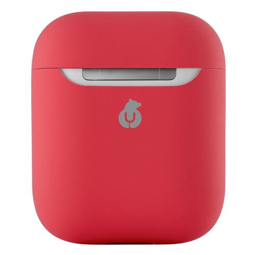 Кейс UBEAR Touch Case, для AirPods, красный [cs54rr12-ap]