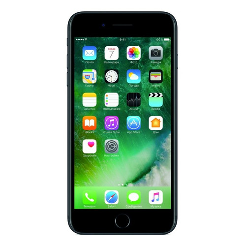 Смартфон CLEVERCEL APPLE iPhone 7 Plus 128Gb (подержанный c гарантией), черный
