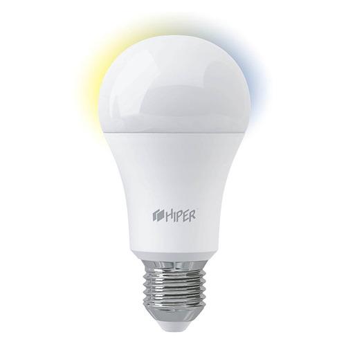 Умная лампа Hiper IoT HI-A61W E27 12Вт 1020lm Wi-Fi hiper iot a60