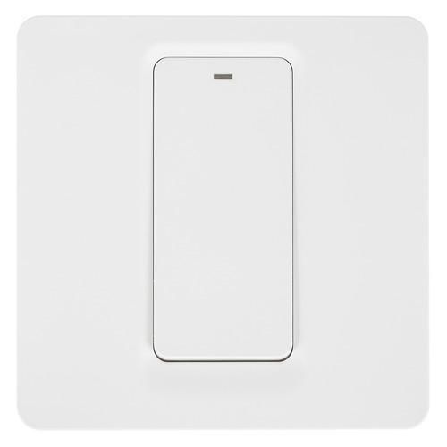 Фото - Выключатель HIPER IoT Switch B01, белый [hdy-sb01] умный wi fi модуль выключатель hiper iot switch m02 белый hdy sm02