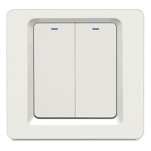 Фото - Выключатель HIPER IoT Switch B02, белый [hdy-sb02] умный wi fi модуль выключатель hiper iot switch m02 белый hdy sm02